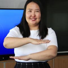 Mongolia – Otgonsuren Balgan, Thiess Human Resources Officer.