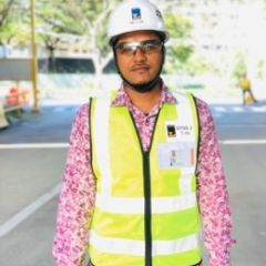 Singapore – Nur Shoukoter, Leighton Asia Site Supervisor, Deep Tunnel Sewerage System Phase 2 Contract T-09.