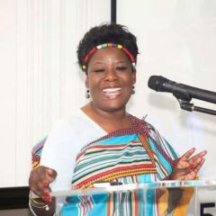 South Africa – Jane Maluleka, Sedgman Business Unit Administrator.