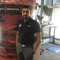 """… working with a great group of people in a culture that finds innovative ways to grow our business and serve our clients."" Ravi Achari, Mine Planning Manager - Australia West and India."