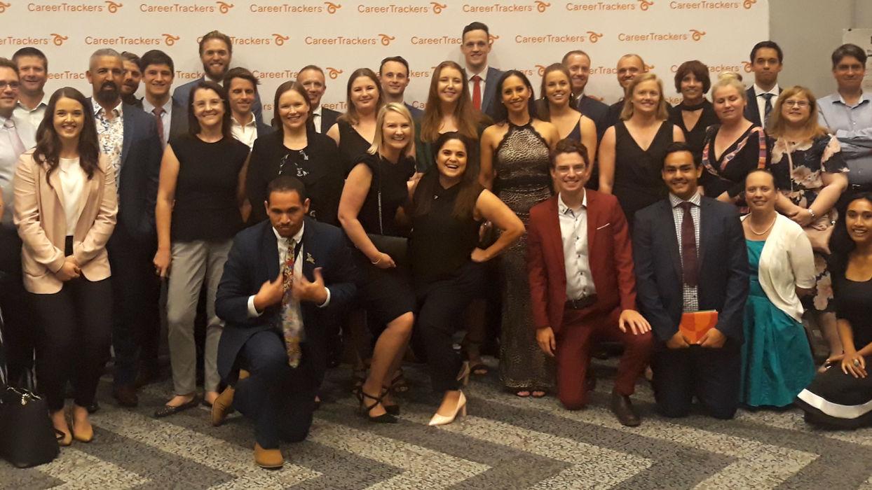 CIMIC Group celebrates success of CareerTrackers interns and alumni